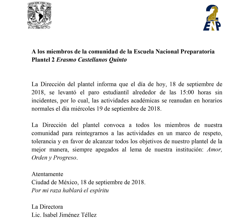 Prepa 2, UNAM, México
